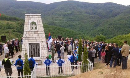 Služen parastos kod spomenika u Gornjoj Jošanici