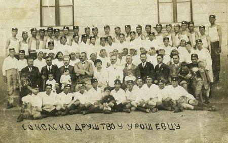 Sokolsko društvo u Uroševcu