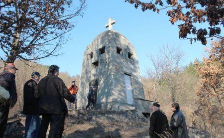 Spomen kapela u Vardištu