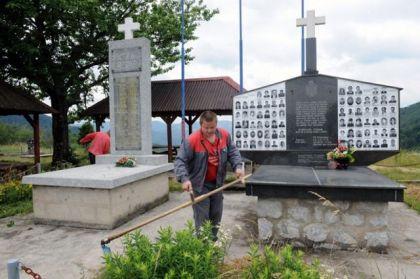 Spomenici srpskim žrtvama u Drugom svetskom i poslednjem ratu