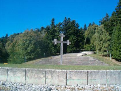 Spomen krst na Mrakovici