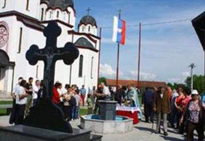 Spomen obilježje u Vukosavlju
