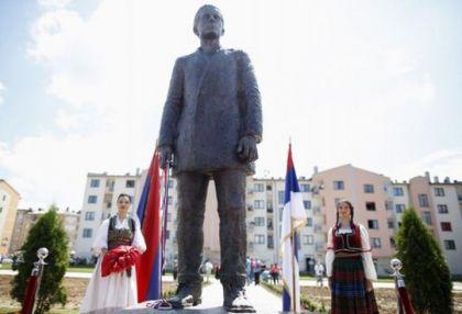 Споменик Гаврилу Принципу у Источном Сараjеву