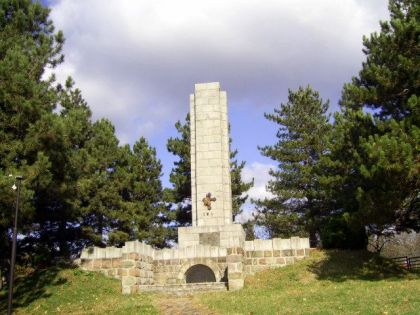 Spomenik na Ljubiću kod Čačka