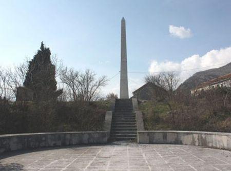 Spomenik pobjednicima bitke na Krusima