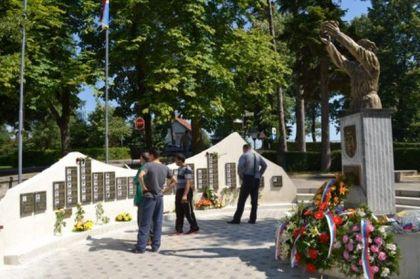 Spomenik poginulim borcima u Prnjavoru