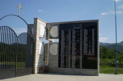 Spomenik u Skelanima