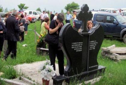 Spomenik u selu Čemerno kod Ilijaša