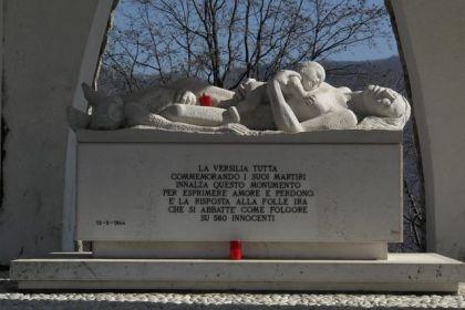 Spomenik žrtvama u mjestu Santa Ana di Stacema
