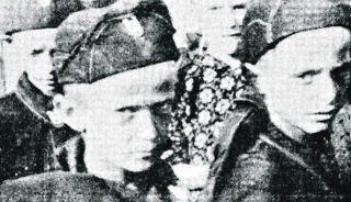 Srpska deca u ustaškoj uniformi