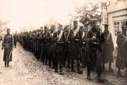 Seljaci su činili jezgro srpske vojske u Prvom svetskom ratu
