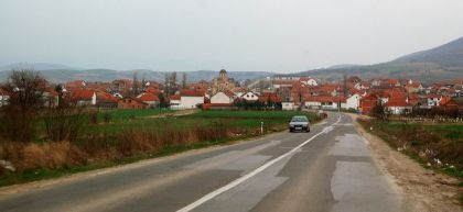 Srpsko selo Parteš