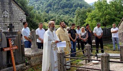 Služena Sveta liturgija i parastos za 140 mještana nekoliko pivskih sela