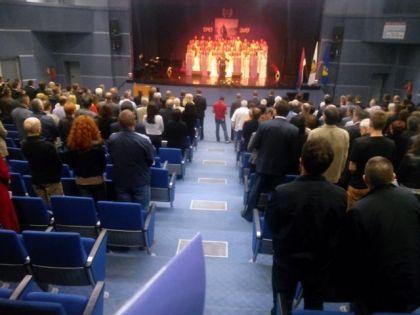 Svečana akademija održana je u Kulturnom centru u Gradišci