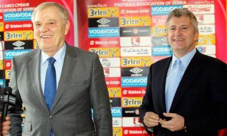 Tomislav Karadžić i Davor Šuker