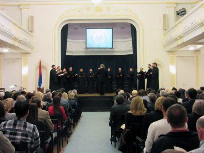 U Banjoj Luci je sinoć održana svečana akademija povodom 400 godina od osnivanja bogoslovije u manastiru Krka