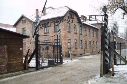 Ulaz u logor Aušvic