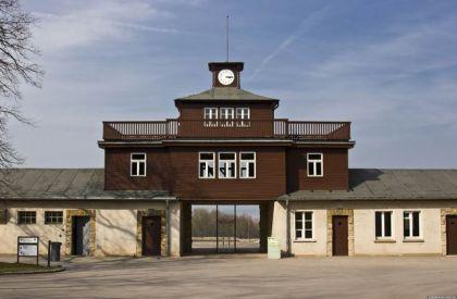Ulaz u koncentracioni logor Buhenvald