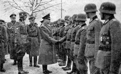 Hrvatski legionari izvršili su mnoga silovanja, pljačke, surova ubistva a od nemačke komande dobijali odlikovanja