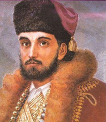 Vladika Danilo I Petrović Njegoš