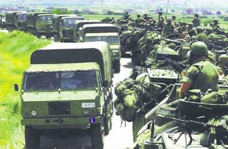 Vojska Jugoslavije odlazi, a NATO dolazi na Kosmet 1999.