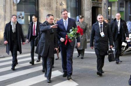 Vučić u Zagrebu