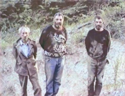 Zarobljeni pripadnici 14. srpske brigade VRS