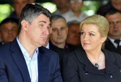 Зоран Милановић и Колинда Грабар Китаровић