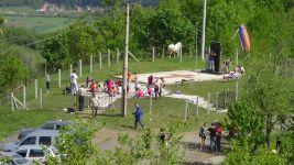 Akcija čišćenja spomen-kompleksa u Bijelom Potoku- Akcija čišćenja spomen-kompleksa u Bijelom Potoku