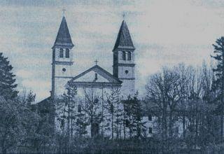 Католичка црква на Горици