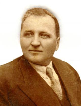 ŽIVKO PAVLOVIĆ, snimak iz 1934. godine