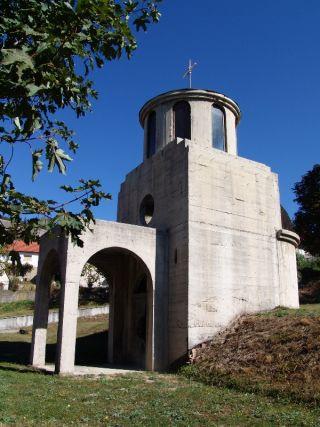 Kapela - spomen kosturnica Svete Velikomučenice Marine – Ognjene Marije