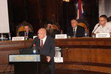 Jadovno konferencija 2011 - Arie Livne