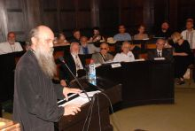 Jadovno konferencija 2011 - Otac Jovan Ćulibrk