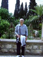 Jerusalim, Lazar Blagojević, hodocašće