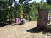 Parastos kod Klečke jame, kod Ogulina 12.08.2012. | Parastos kod Klečke jame, kod Ogulina 12.08.2012.