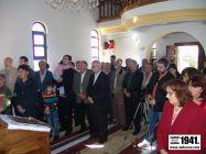 Parastos i komemoracija, Palančište 20. okotbar 2012.