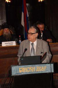 Rajko Kuzmanović, Jadovno Conference 2011