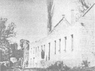 Школа у Челебићу, поприште jедног од наjмонструозниjих усташких злочина, била jе спаљена током Другог свjетског рата