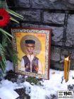 14. januar 2013. Ikona i vijenac na devastiranom spomeniku u Zubićima kod Voćina | 14. januar 2013. Ikona i vijenac na devastiranom spomeniku u Zubićima kod Voćina