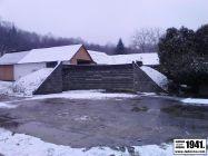 14. januar 2013. Spomen - kompleks na stratištu kod bivše opštinske zgrade u Voćinu | 14. januar 2013. Spomen - kompleks na stratištu kod bivše opštinske zgrade u Voćinu