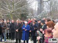 14. januar 2013. Komemoracija u Kometniku kod Voćina - | 14. januar 2013. Komemoracija u Kometniku kod Voćina