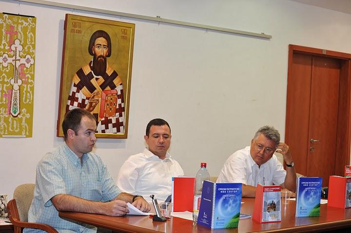 U Beogradu je od 6. do 8. avgusta održan deseti Sabor srpske pravoslavne mladosti i budućnosti, kao i četvrti Sabor Srpske mreže