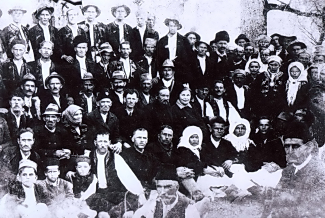 Skipovljaci prije drugog svjetskog rata