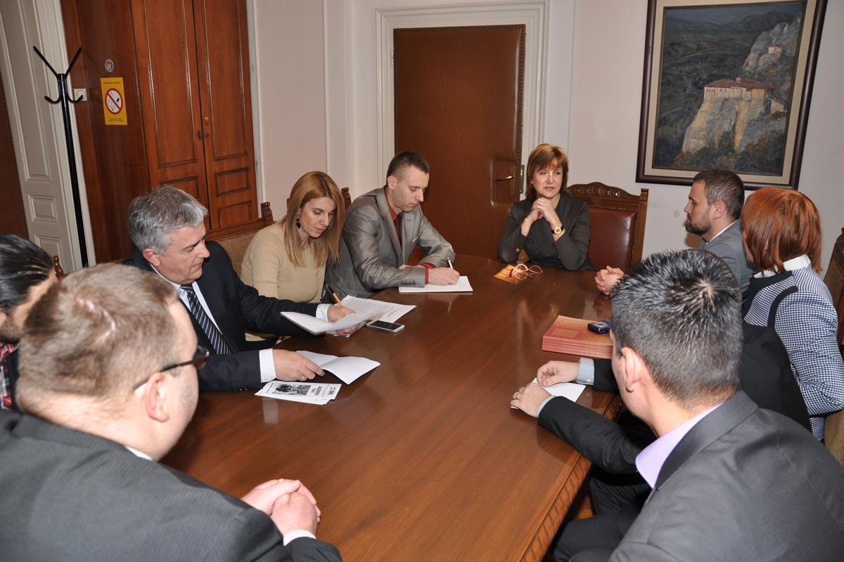 Sastanak sa predstavnicima udruženja iz Hrvatske i Republike Srpske