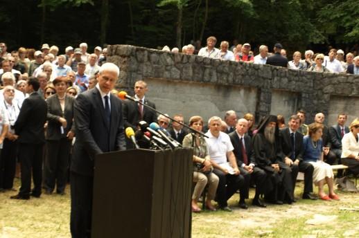 Jadovno Dan sjecanja 2011
