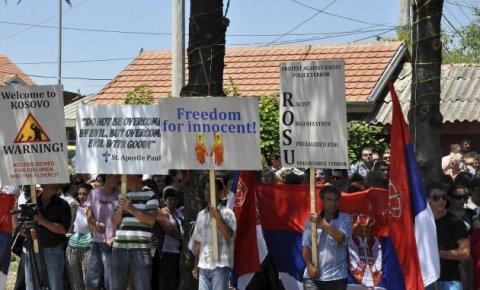 Protest-u-Gracanici