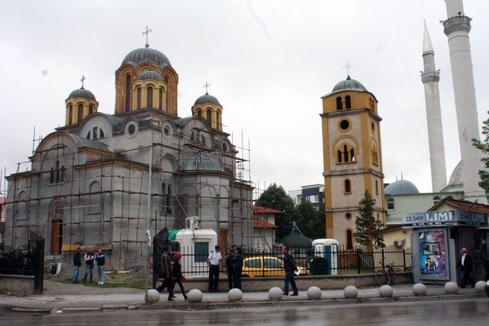 Crkva Cara Uroša u Uroševcu