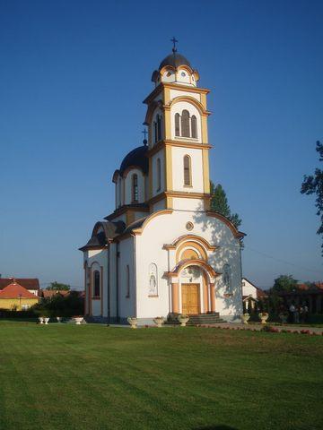 Crkva Sv. Petke u Kozarskoj Dubici