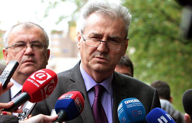 Ministar Milenko Savanović